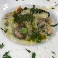 フィレンツェの屋台の味をアレンジ 国産牛ランプレドットと彩り野菜のストラコット
